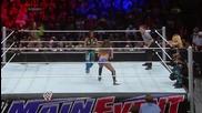 Nikki Bella & Alicia Fox vs. The Funkadactyls: Wwe Main Event, July 1, 2014