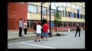 Street Fitness sabirane