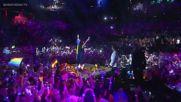 • Евровизия 2016 - изпълнение на победителя • Jamala - 1944 ( Украйна )