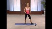 Упражнения за отслабване и стягане на тялото
