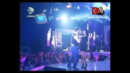 Теодора & Sinan Akcil - Hd / Събота / Cumartesi / Beyaz Show