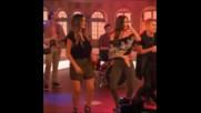 Catherine Siachoque y Carmen Villalobos Bailando