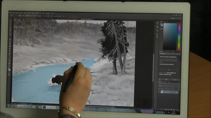 Tech Vision / Тех Вижън представя графичните дисплеи Yiynova - Бъдещето за художници и аниматори