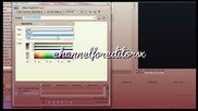 Sony Vegas - Coloring - 1