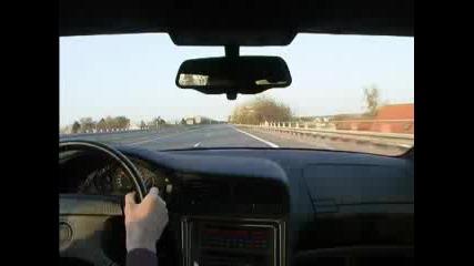 BMW 850i - 0-200 km/h