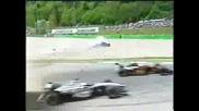 Formula 1 - Nick Heidfeld Austria 2002