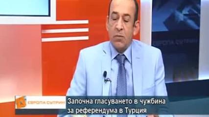 д-р Мохд Абуаси: Ердоган изгуби изборите в България