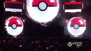 Pokémon Theme vs. Apollo ( Hardwell Live Mashup ) @ Umf Europe 2016