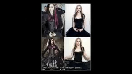 Avril Lavigne Kopira Amy Lee