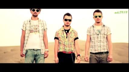 Румънско! Residence Deejays and Frissco - Watch The Sun ( Неофициално Видео ) + Превод