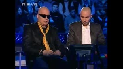 Стани Богат със Слави Трифонов и Росен Петров (11.02.2008) hidh quality част 1/2