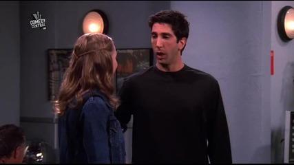Friends / Приятели - Сезон 6 Епизод 19 - Bg Audio - | Част 2/2 |