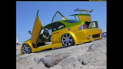 Honda Civic Tuning Show