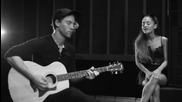 Ariana Grande, The Weeknd - Love Me Harder ( Acoustic )