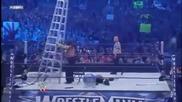 Wwe wrestlemania 25 jeff hardy-vs-matt hardy