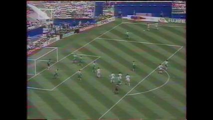 Сащ 94 - 1/8 - Нигерия - Италия 1:2
