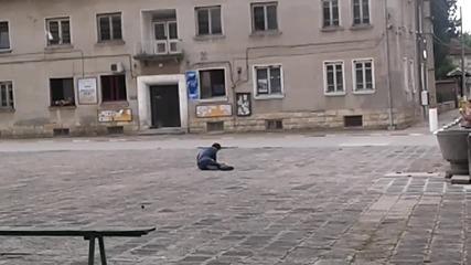 Старши лейтенант Бозаджиев - село Сваленик 1