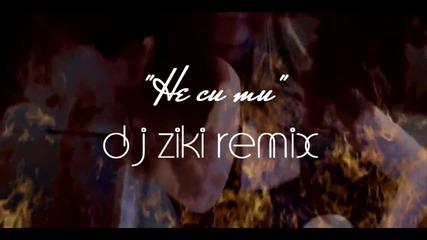 Dj Ziki Remix / Алисия и Константин - Не си ти Fan video*