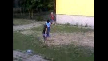 My Friends Play Football