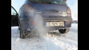 Fiat Bravo exhaust sound