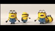 Minions Banana Song (2013)