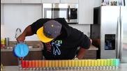 31 разноцветни питиета от една кана