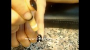 Направи си готин маникюр Rawr Power Nails tutorial 1