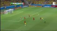 17.06.2014 Бразилия - Мексико 0:0 (световно първенство)