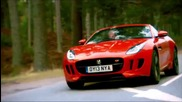 Top Gear - Jaguar F-type