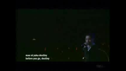 Dong Bang Shin Ki (tohoshinki) - Zion Live