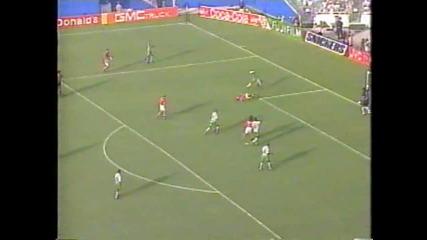 Нигерия - България 3:0 [ 21.06.1994 ]