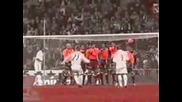 David Beckham Freekick