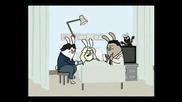 Заешки Пародии - The Grudge