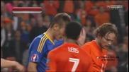10.10.14 Холандия - Казахстан 3:1 *квалификация за Европейско първенство 2016*