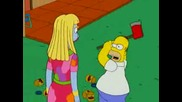 The Simpsons S18e04 Treehouse of Horror