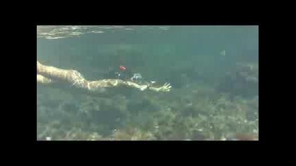 Diving in Sozopol