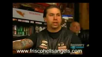 The History Of Chopers Hels Angels