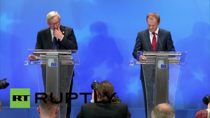 Belgium: EU announces additional €1 billion for refugee crisis