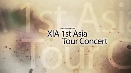 Junsu Xia - Fever 1st Asia Tour Highlight