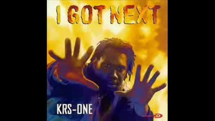 Krs - One - Cant Stop,  Wont Stop