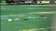 Harrison Ford пострадал в самолетна катастрофа, LA