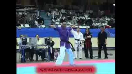 Кунгфу танц