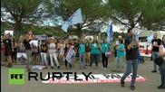 Италия: В Сиена се проведе първият упълномощен протест срещу конните надбягвания