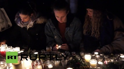France: Strasbourg pays tribute to victims of Paris terror attacks