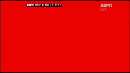 Манчестър Юнайтед 1 - 1 Стоук Сити Нани Супер Гол *hq*