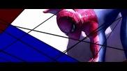 Епичните начални надписи с великите саундтраци от трилогията Спайдър - Мен (2002-2004-2007)