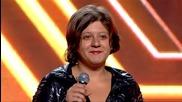 Николинка от Кърджали в X Factor