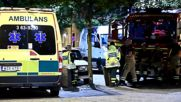 Sweden: Police secure Malmo residential area following apartment explosion