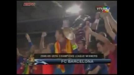 Champions League Triumphs - Шампионска Лига