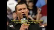Randy Orton And Candice Michelle
